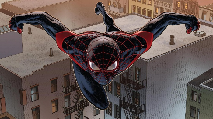 Spider Man DC Comics Marvel 003
