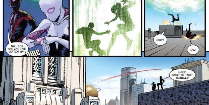 Spider Man DC Comics Marvel