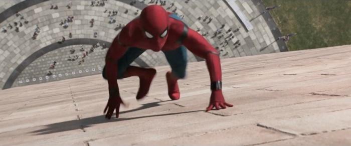 Spider Man Homecoming 002