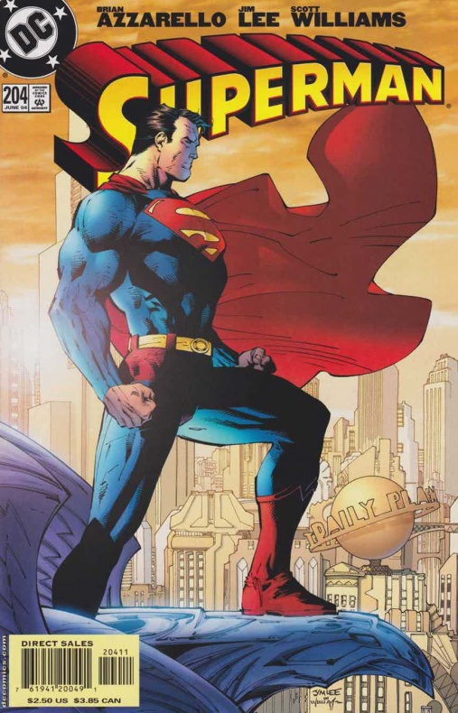 Superman 204 jim lee full