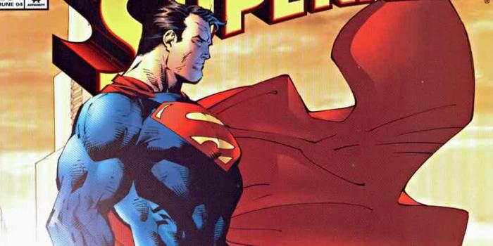 Superman 204 jim lee