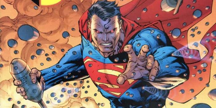 Superman 205 Jim Lee