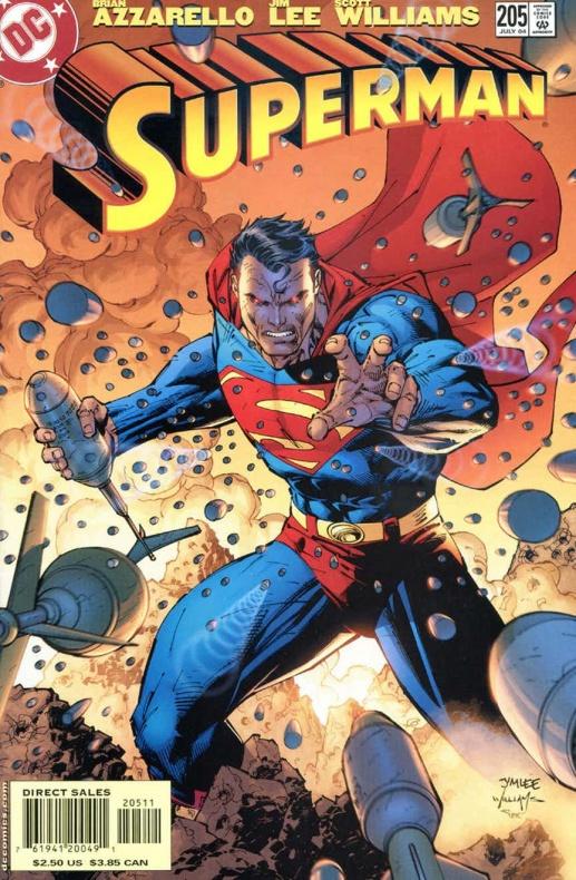 Superman 205 Jim Loee full