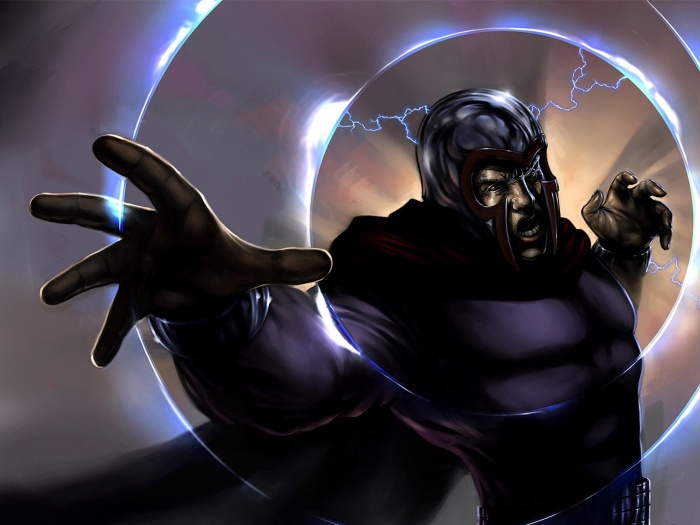 The Gifted Marvel Fox Magneto 003