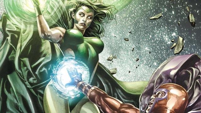 The Gifted Marvel Fox Polaris 002