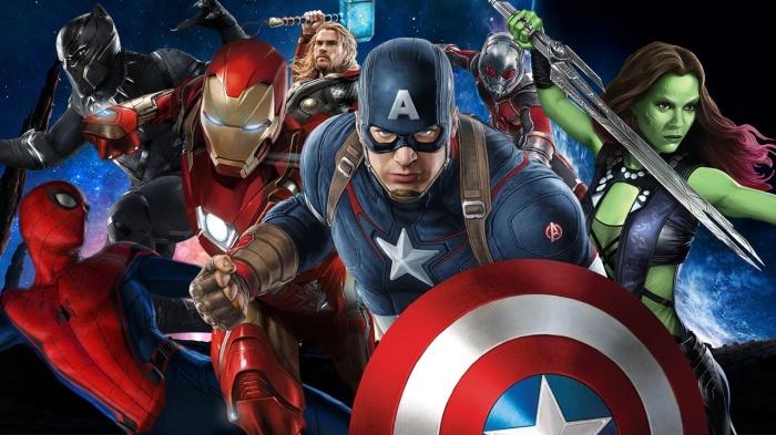 Vengadores Infinity War Chris Evans 003