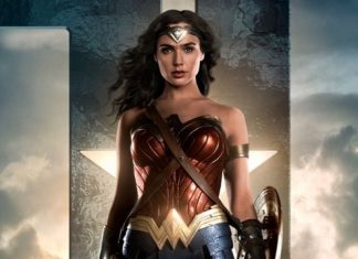 Wonder Woman - Justice League teaser
