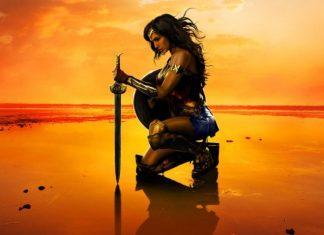 Wonder Woman portada