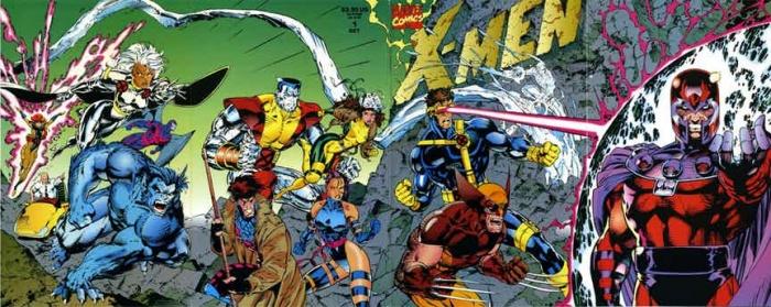 X Men 1 Jim Lee full
