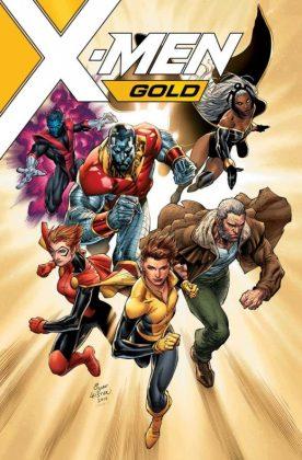 X Men Gold 1 Cover copia