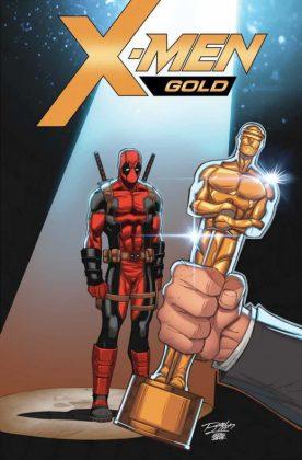 X Men Gold 1 Lim Party Variant copia