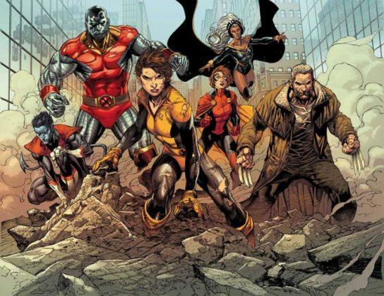 X Men Gold 1 Preview 1