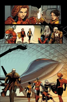 X Men Gold 1 Preview 3