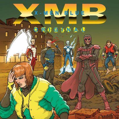 X Men Blue 1 Villalobos Hip Hop Variant