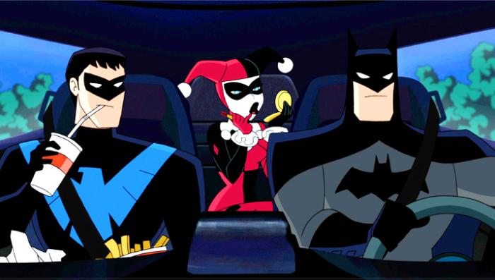 batman and harley quinn animated movie