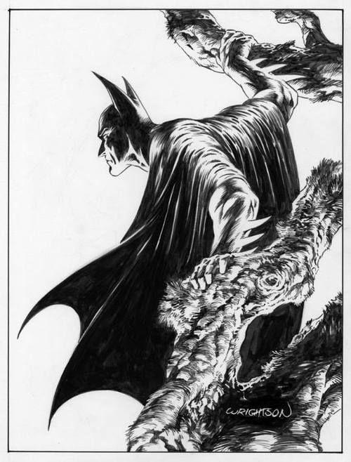 bernie wrightson batman the cult 01
