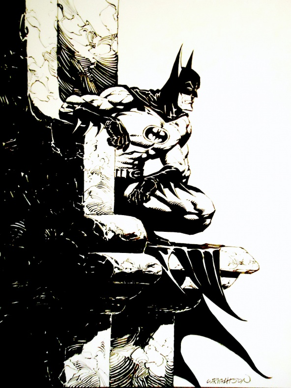 bernie wrightson batman the cult 02