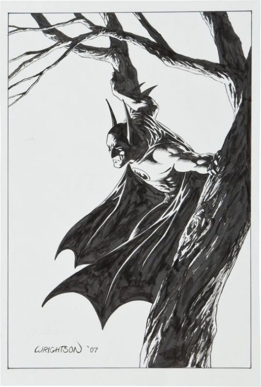 bernie wrightson batman the cult 03