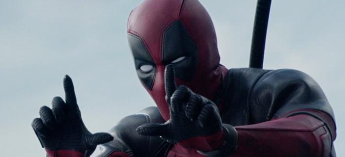 Logan Deadpool FOX
