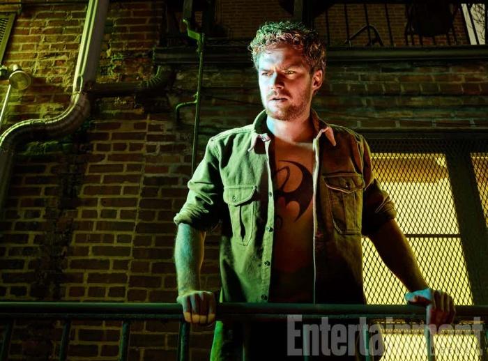 Iron Fist The Defenders Netflix