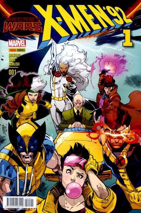 Secret Wars: X-Men '92