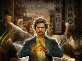 Iron Fist - motion poster