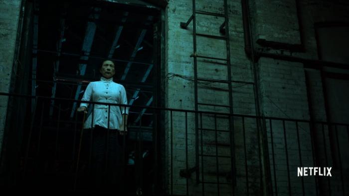 Madame Gao - Iron Fist - Netflix