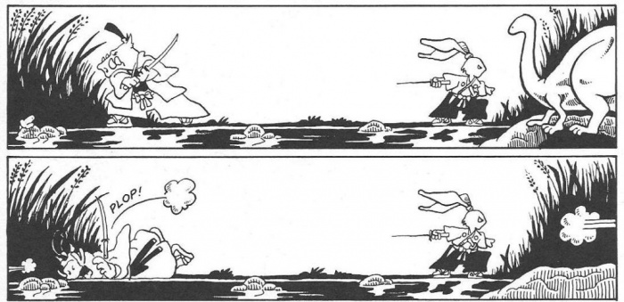 Reseña de 'Usagi Yojimbo Fantagraphics Collection' vol.1