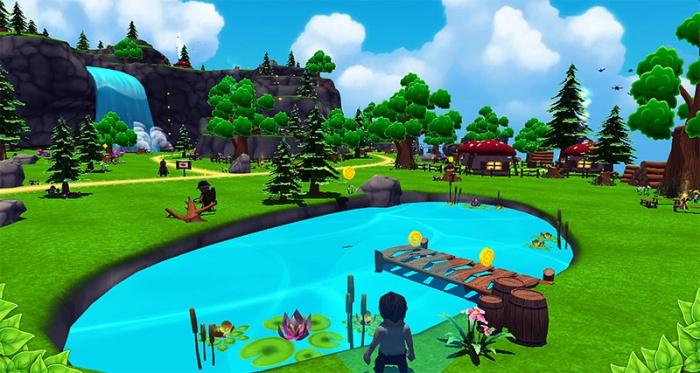 Análisis Mervils A VR Adventure
