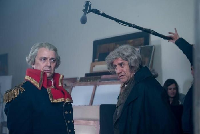 El Ministerio del Tiempo Temporada 3 Goya Velázquez
