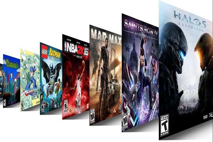 Microsoft Game Pass XBOX One