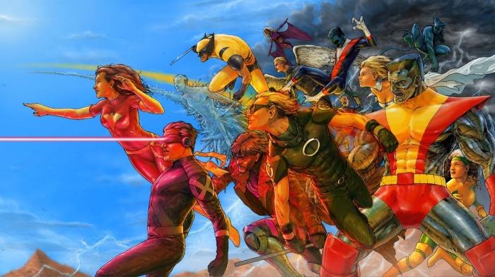 Sean Teale X-Men FOX Marvel