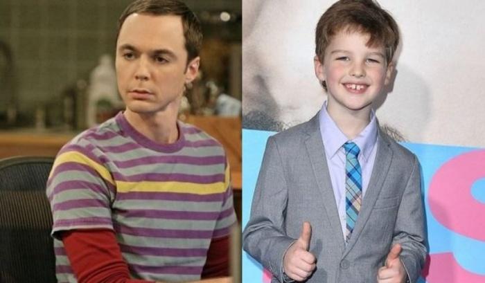 The Big Bang Theory Spin-off