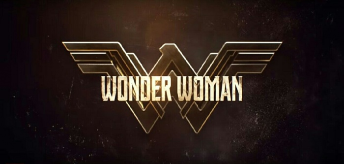 Wonder Woman - Justice League logo