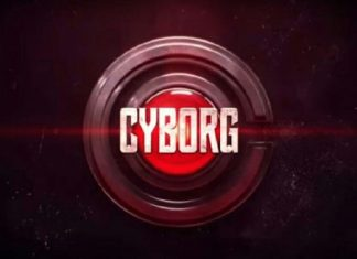 Cyborg - Justice League logo