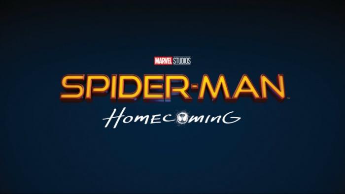 spiderman homecoming - nuevo logo