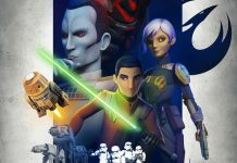 Star Wars Rebels Disney 3 Temporada