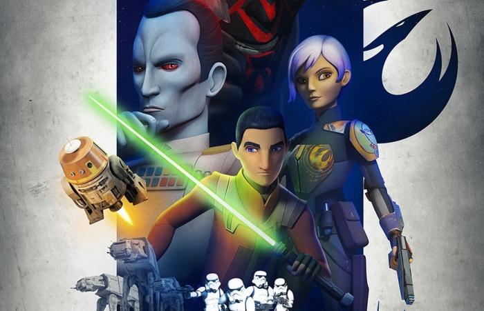 Star Wars Rebels Disney 3 Temporada
