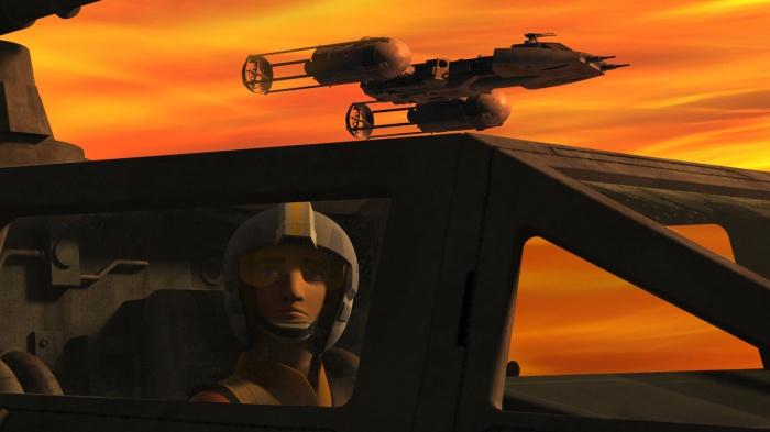 Star Wars Rebels Disney 4 Temporada