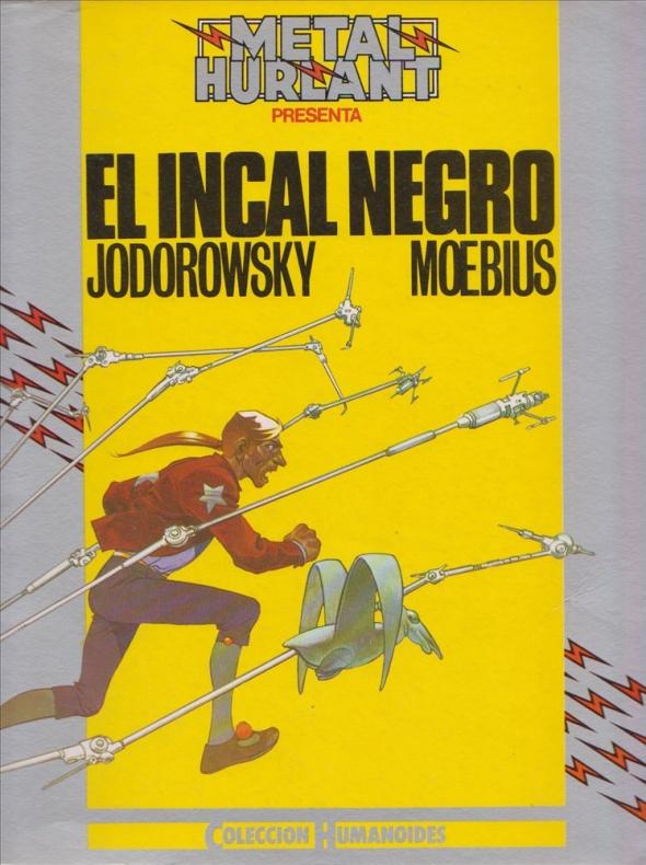 Reseña de 'El Incal Integral' (Reservoir Books)