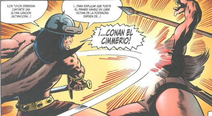 Reseña de 'Conan 35 aniversario'