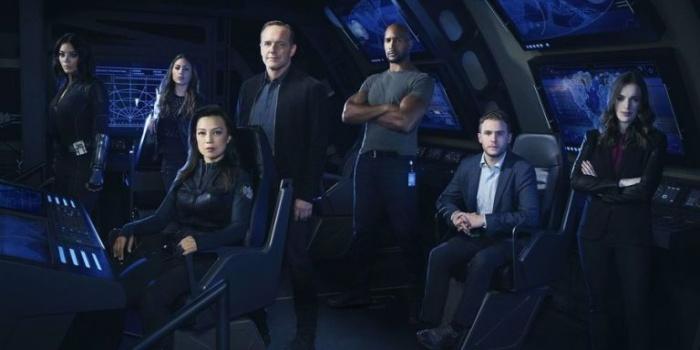 Agentes de S.H.I.E.L.D. 001