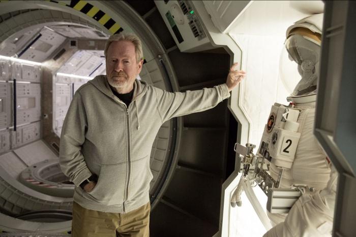 Alien Covenant Ridley Scott