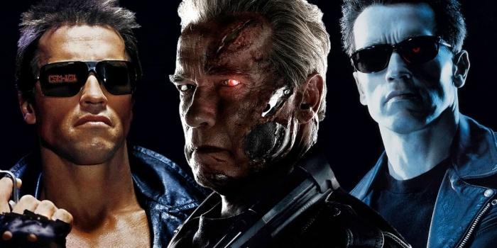 Arnold Schwarzenegger - Terminator