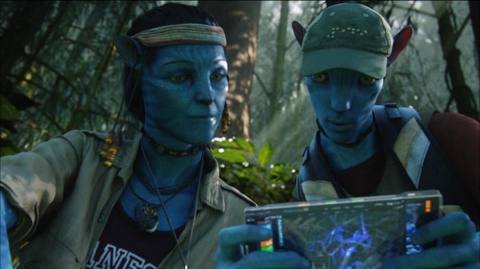 Avatar 2 Sigourney Waver
