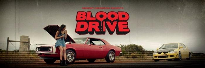 BLOOD DRIVE tráiler oficial Destacada