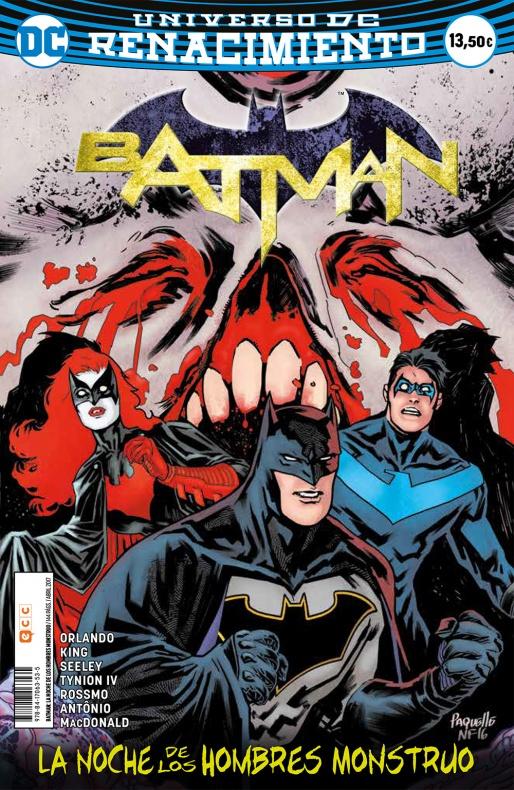 Batman ECC