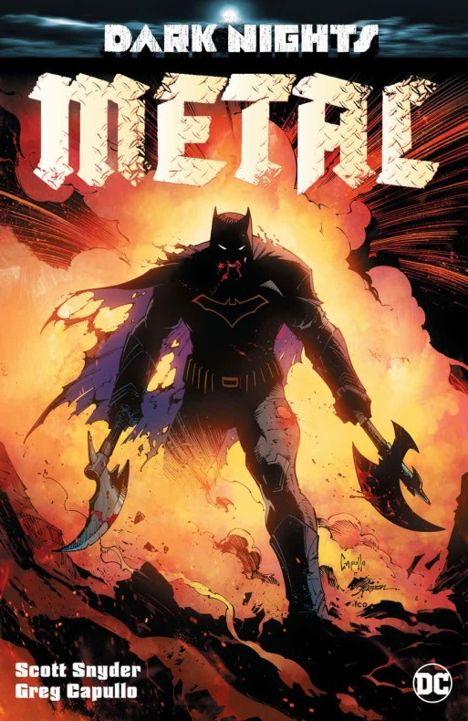 Batman Snyder Capullo 1