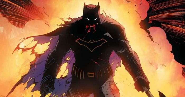 Batman Snyder Capullo