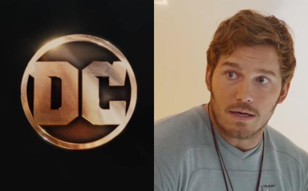 Chris Pratt DC Comics Guardianes de la